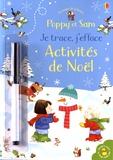 Simon Taylor-Kielty et Stephen Cartwright - Activités de Noël - Poppy et Sam - Les contes de la ferme.