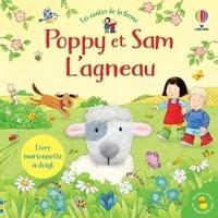 Simon Taylor-Kielty et Sam Taplin - L'agneau - Livre marionnette à doigt.