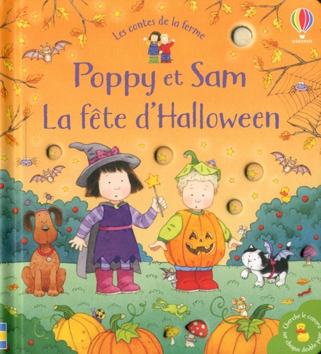 Simon Taylor-Kielty et Sam Taplin - La fête d'Halloween Poppy et Sam.