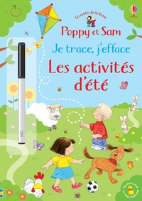 Téléchargement des manuels d'anglais Les activités d'été Poppy et Sam  - Avec un feutre effaçable (Litterature Francaise) par Simon Taylor-Kielty, Stephen Cartwright, Sam Taplin 9781474966689