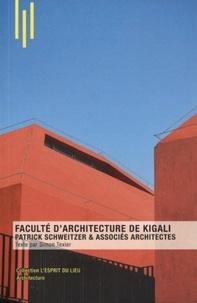 Simon Texier - Ecole de Kigali.