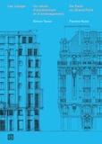 Simon Texier et Pauline Rossi - Les Lesage, un siècle d'architecture et d'aménagement - De Paris au Grand Paris.
