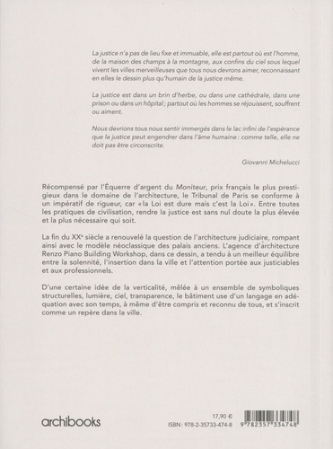Tribunal de Paris. Renzo Piano Building Workshop