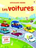 Simon Tudhope et Sébastien Telleschi - Les voitures - Avec plus de 100 autocollants.