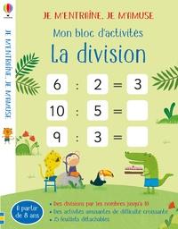 Simon Tudhope et Marta Cabrol - Mon bloc d'activités - La division.