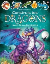 Accentsonline.fr Construis tes dragons avec des autocollants Image
