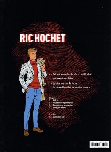Les nouvelles enquêtes de Ric Hochet Tome 1 R. I. P., RIC !