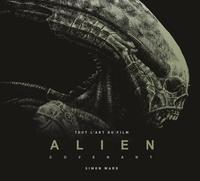 Simon Ward - Alien Covenant - Tout l'art du film.