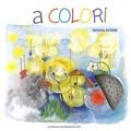 Simona Acerbi - A colori - Petite histoire d'un étrange personnage.