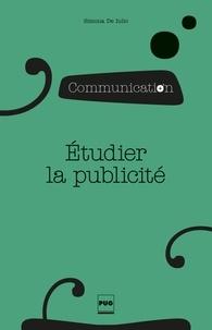 Simona De Iulio - Etudier la publicité.