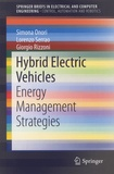 Simona Onori et Lorenzo Serrao - Hybrid Electric Vehicles - Energy Management Strategies.