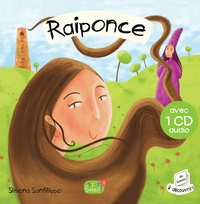 Simona Sanfilippo - Raiponce. 1 CD audio