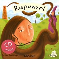 Simona Sanfilippo - Rapunzel. 1 CD audio