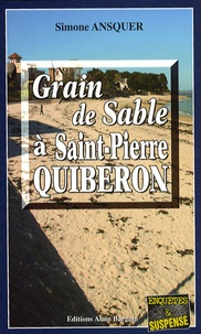 Simone Ansquer - Grain de Sable à Saint-Pierre Quiberon.