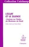 Simone Balayé et  Collectif - .