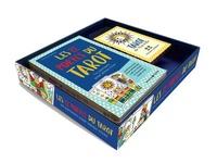 Coffret les 22 portes du tarot- Contient 1 livre et un tarot de Marseille - Simone Berno |