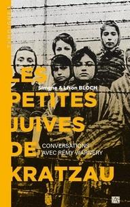 Simone Bloch et Lison Bloch - Les petites juives de Kratzau.