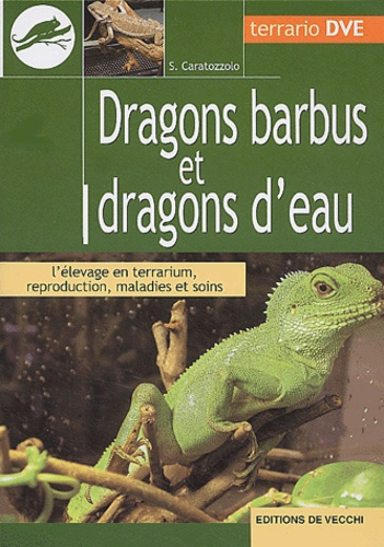 Simone Caratozzolo - Dragons barbus et dragons d'eau.