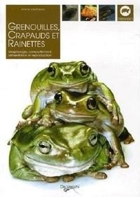 Simone Caratozzolo - Greouilles, crapauds et Rainettes.