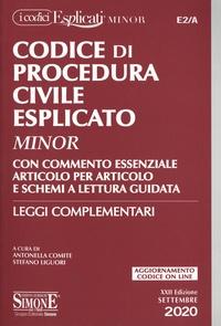 Simone - Codice di Procedura Civile Esplicato - Minor E2/A.