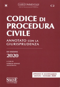 Simone - Codice di Procedura Civile - C2.