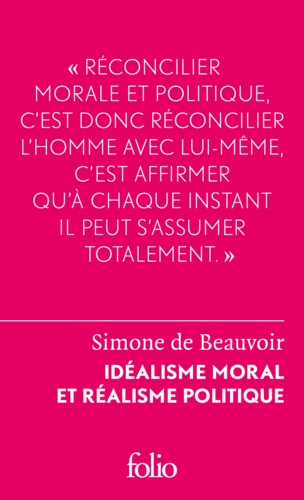 Idéalisme moral et réalisme politique - Format ePub - 9782072749087 - 5,49 €