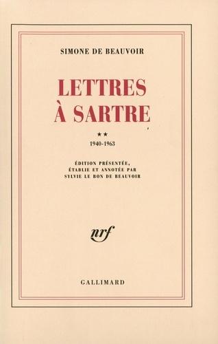 Lettres à Sartre - Format ePub - 9782072370205 - 21,99 €