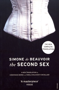 Simone de Beauvoir - The Second Sex.