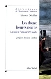 Simone Delattre - Les Douze heures noires.
