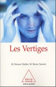 Simone Dobler et Bruno Sauron - Les vertiges.