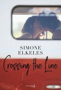 Simone Elkeles - Crossing the line.