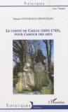 Simone Gougeaud-Arnaudeau - Le comte de Caylus (1692-1765), pour l'amour des arts.