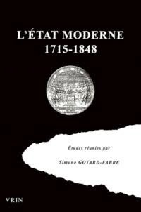 Simone Goyard-Fabre et  Collectif - .