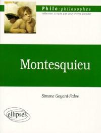 Montesquieu ou La constitution de la liberté.pdf