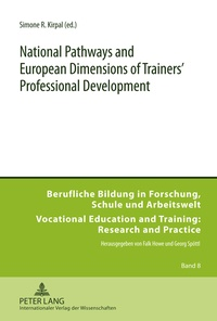 Simone Haasler - National Pathways and European Dimensions of Trainers' Professional Development.