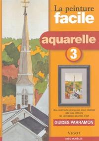 Simone Honnorat - Aquarelle - Tome 3.