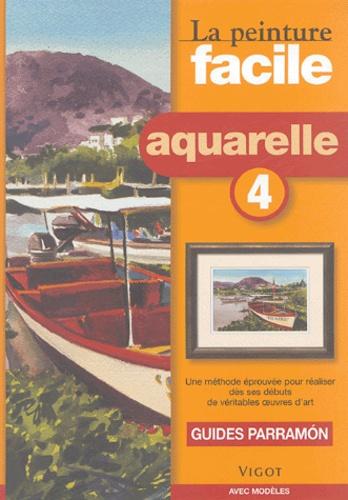 Simone Honnorat - Aquarelle - Tome 4.