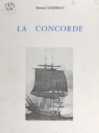 Simone Loidreau et Louis Merllié - La Concorde.