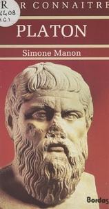 Simone Manon et Georges Pascal - Platon.