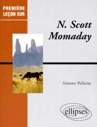 Simone Pellerin - N. Scott Momaday.