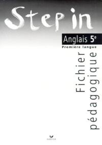 Anglais 5ème LV1. Fichier pédagogique.pdf