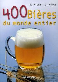 Simone Pilla et G Vinci - 400 Bières du monde entier.