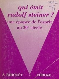 Simone Rihouët-Coroze - .