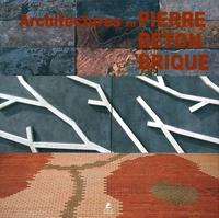 Simone Schleifer - Architecture en pierre, béton, brique.