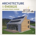 Simone Schleifer - Architecture et énergie - Un enjeu pour l'avenir.