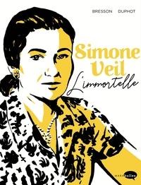 Pdf télécharger des livres en ligne Simone Veil  - L'Immortelle