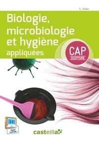 Simone Viale - Biologie, microbiologie et hygiène appliquées CAP coiffure.
