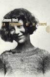 Simone Weil - La personne et le sacré - Collectivité, personne, impersonnel, droit, justice.