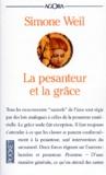 Simone Weil - La pesanteur et la grâce.