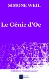 Simone Weil - Le Génie d'Oc.